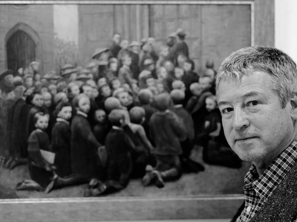 Paul and Schoolchildrens Strike.jpg