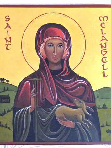 Saint Melangell