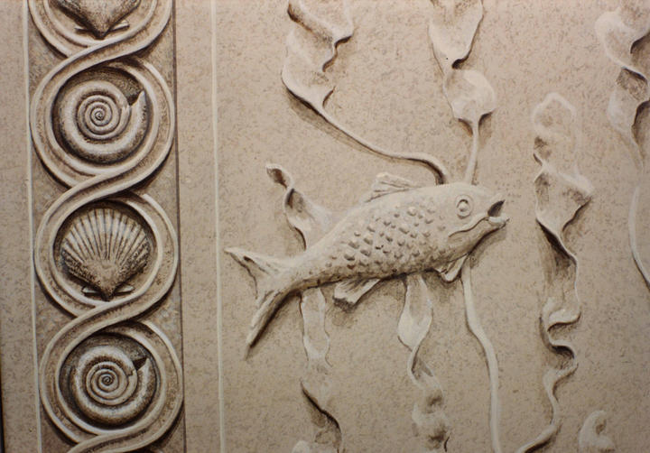 Grisaille fish