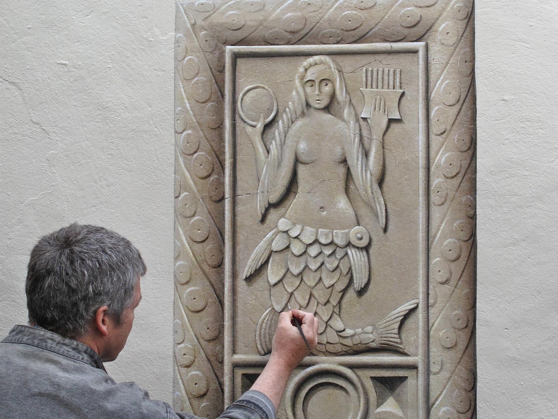 The Zennor Mermaid