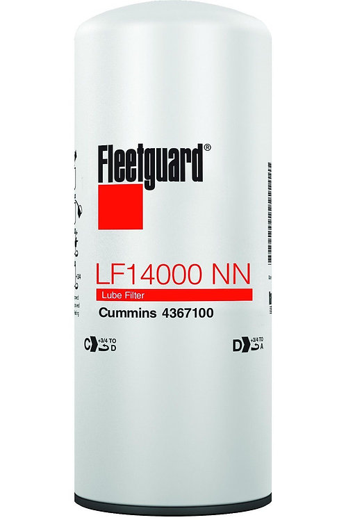Fleetguard LF14000 NN (6 Pack) Free Shipping