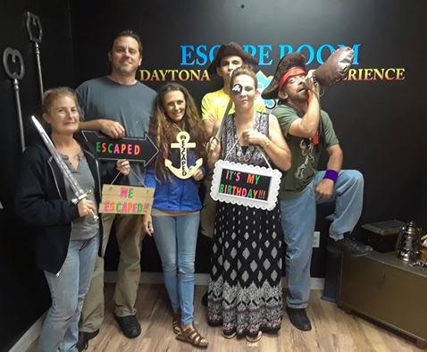 Daytona Escape Room