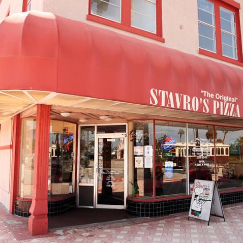 Stavros Pizza