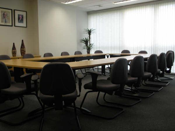 ABRASCA-RJ - Sala de Reuniões