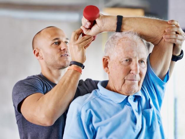 Fitnessturnen und Wellnes im Hause