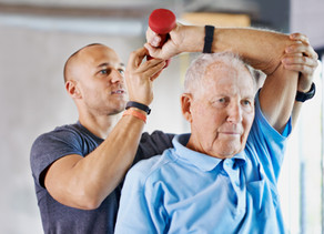 Regardless of age, physical therapists can help you build muscle