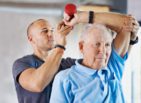 Losing strength as you age-Normal or Not?