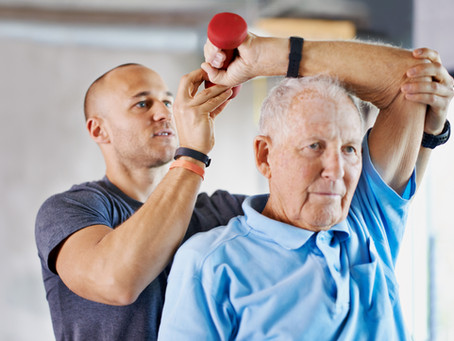 Regardless of Age, You Can Build Muscle