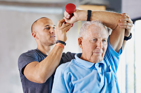 Senior Therapy physiotherapy resistance training