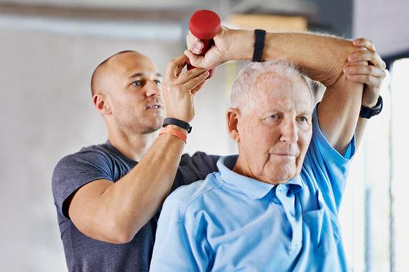 Organisiere gute Altenpflege
