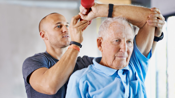 Active into your 90's: exercise and Paleo   ---