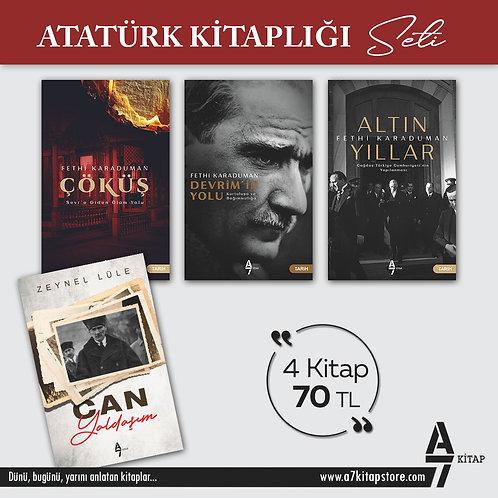 Atatürk Kitaplığı Seti