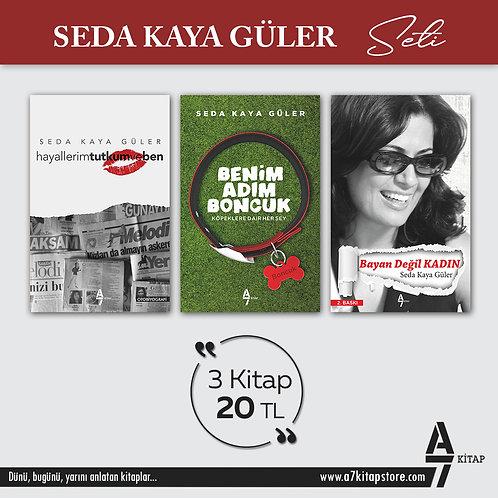Seda Kaya Güler Seti