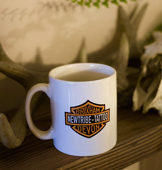 New Tribe mug