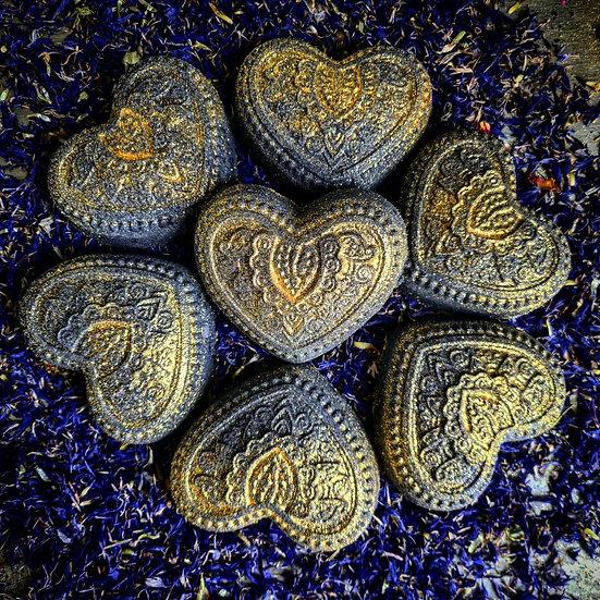 Stone cold heart bathbomb