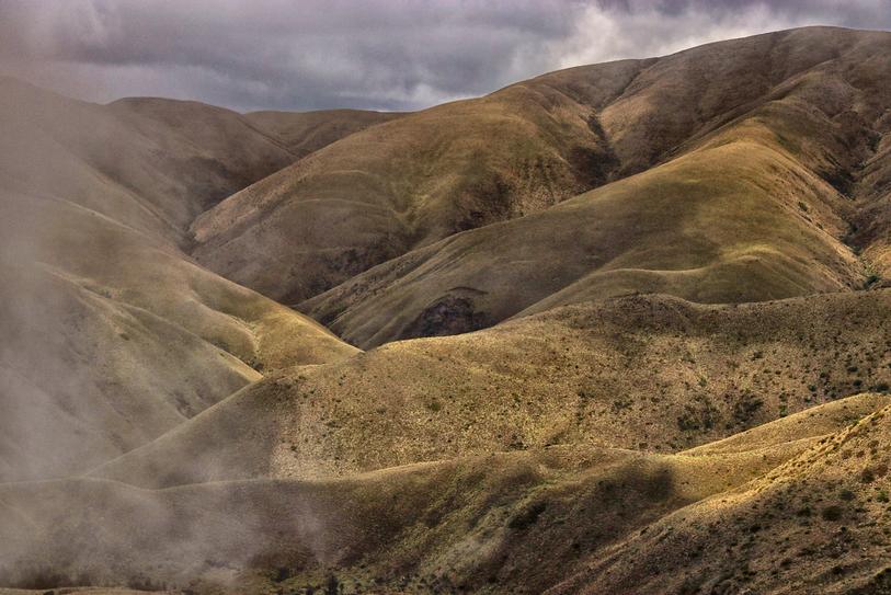 Upper Ningar watershed, Sangay NP.