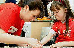 Young-carer-is-taught-life-saving-first-