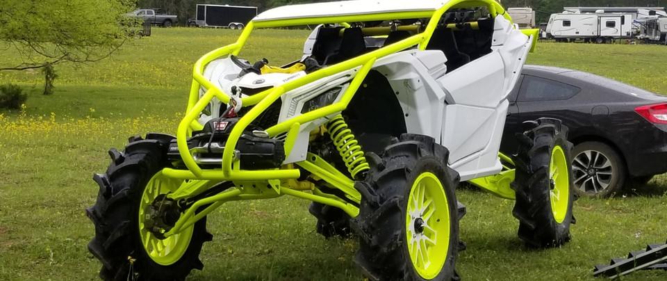 TTC X3 Bumper and Cage