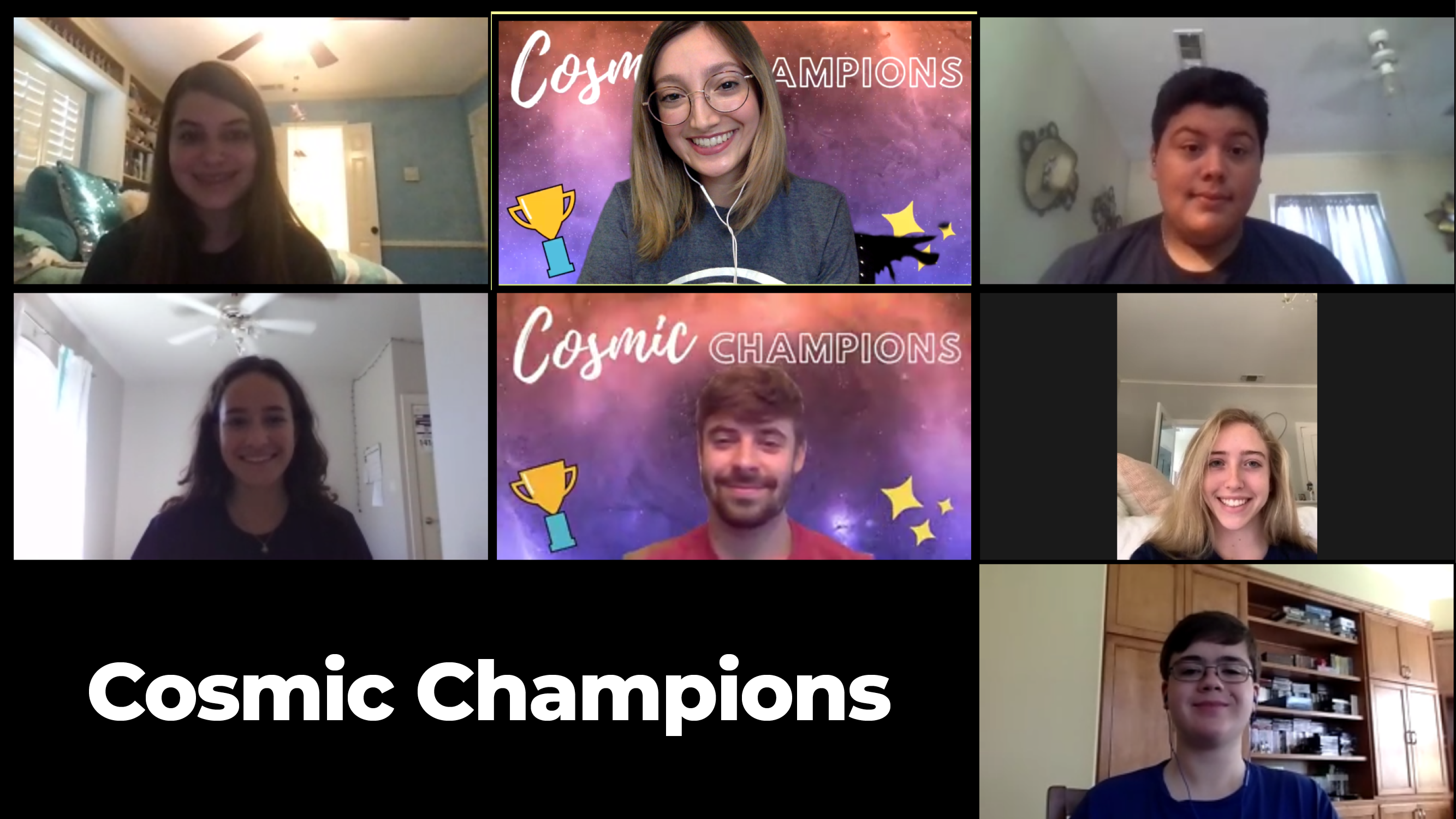 Cosmic Champions Group