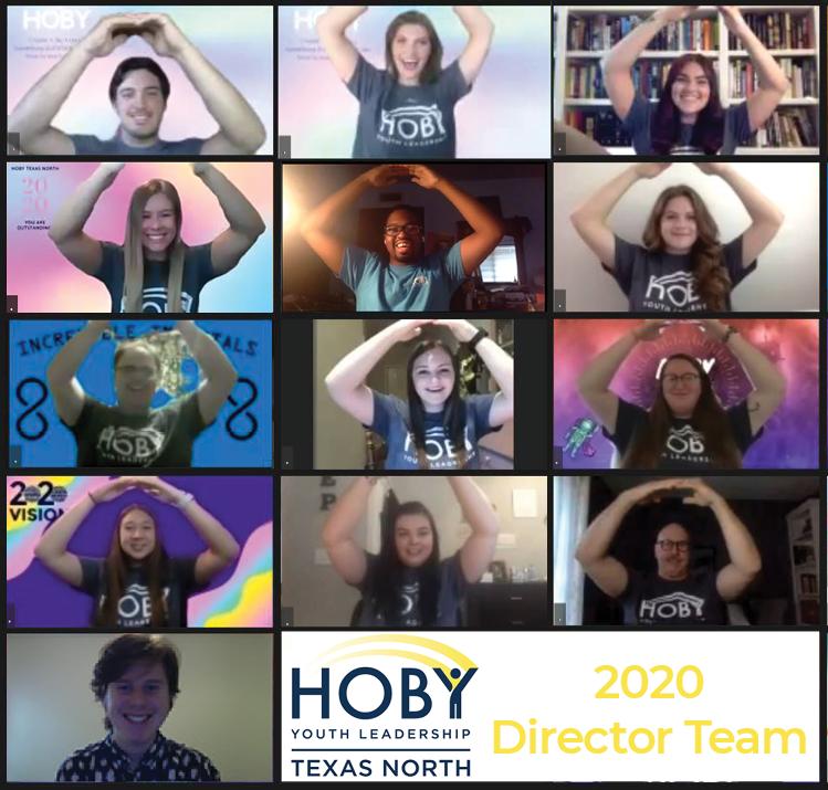 2020 Director Team