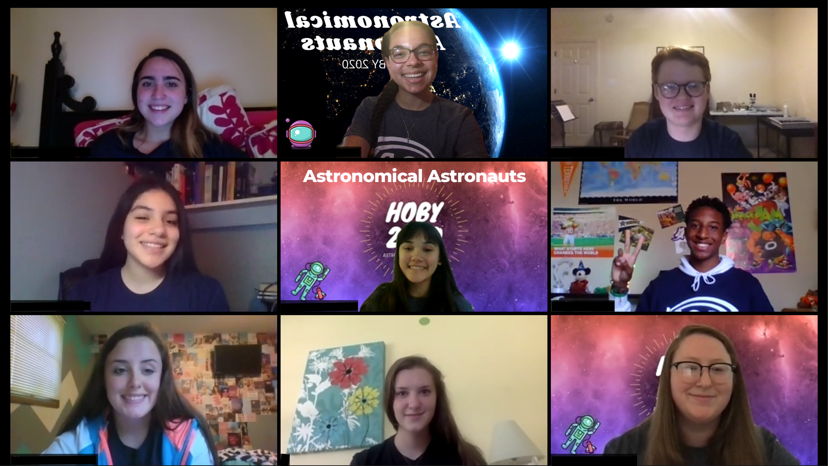 Astronomical Astronauts Group