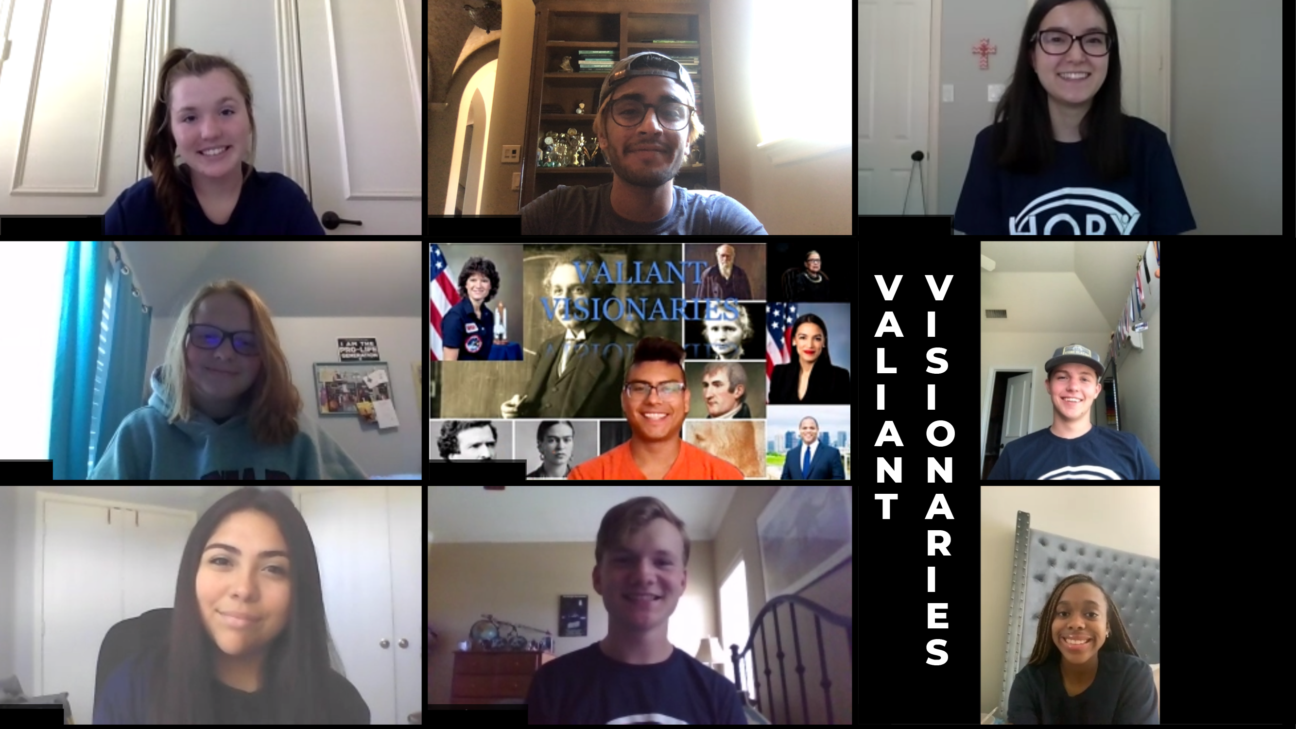 Valiant Visionaries Group