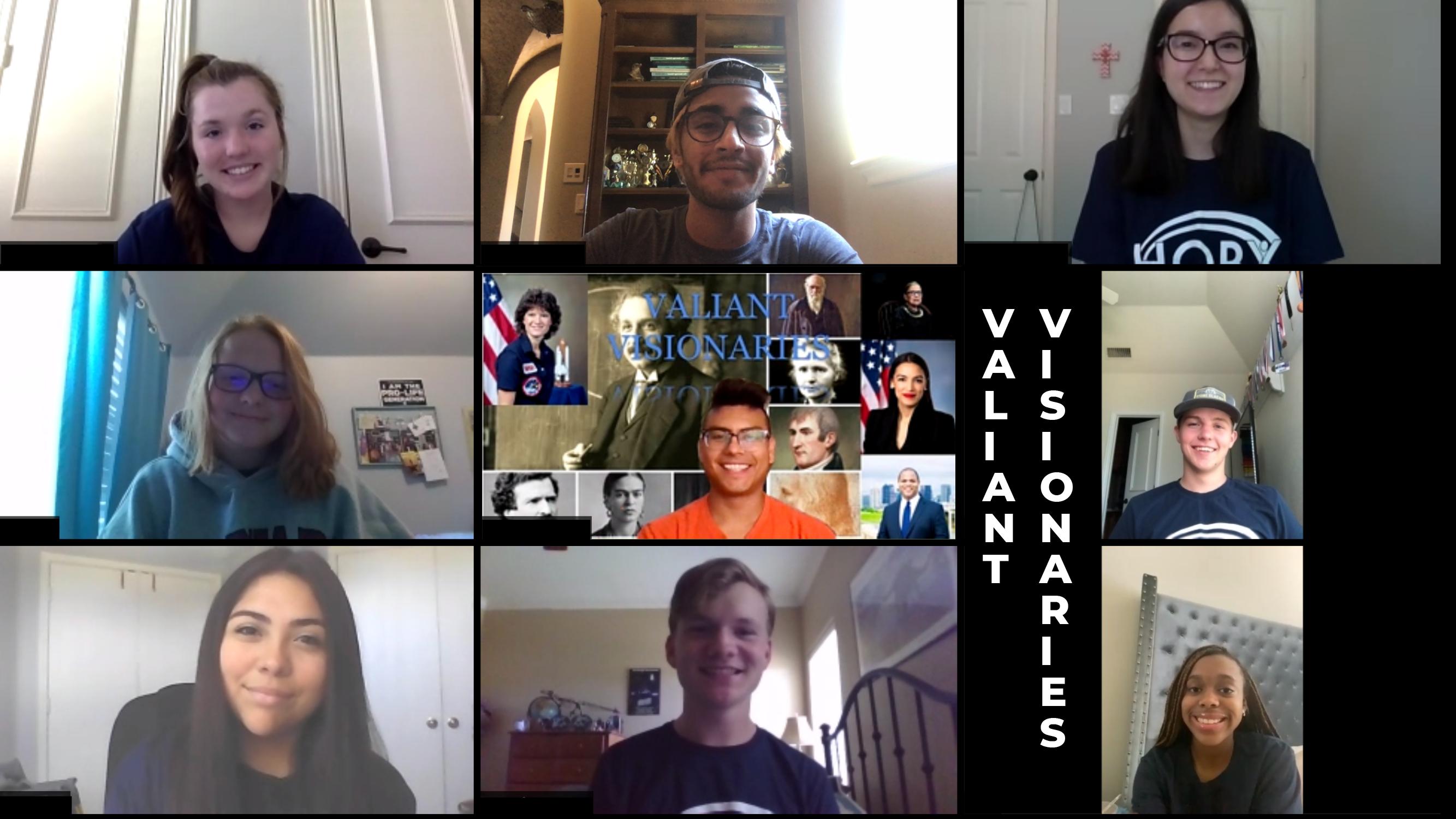 Valiant Visionaries Group