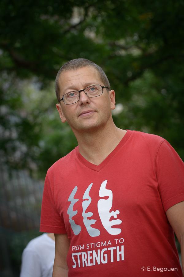 Bruno Spire-président AIDES