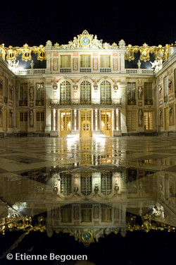 B-Chateau de Versailles