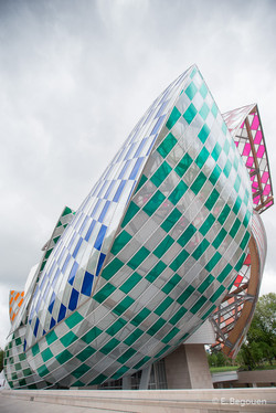 Fondation L.Vuitton