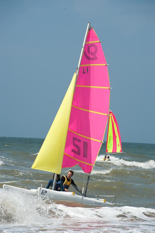 Courses Catamaran Deauville