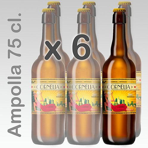 CAIXA x 6 - SOUL (Summer Ale) 75cl.