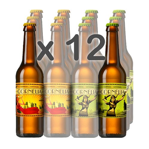 PACK LLÚPOL x 12 - 33cl.