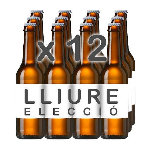 PACK LLIURE x 12 - 33cl.