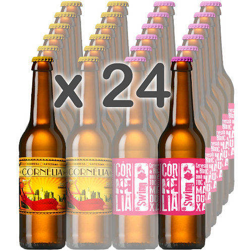 PACK REFRESCANT x 24 - 33cl.