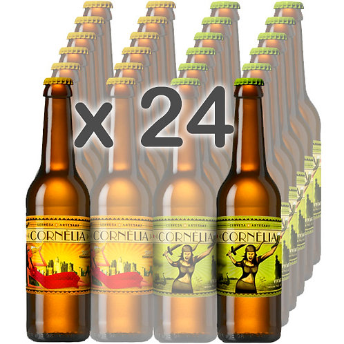 PACK LLÚPOL x 24 - 33cl.