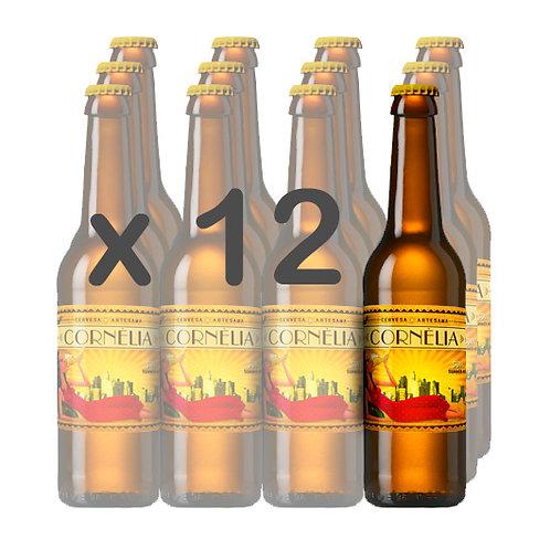 CAIXA x 12 - SOUL (Summer Ale) 33cl.