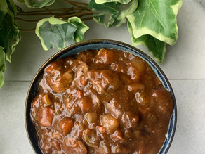 St Patrick's Day Beef and Guinness Stew