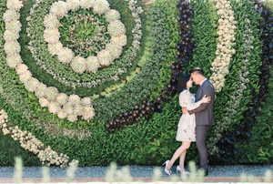 Mary and Paul ~ Palos Verdes Engagement Session