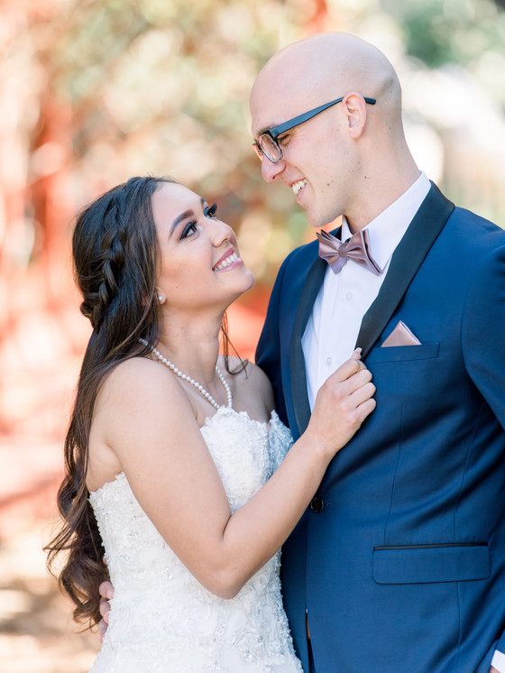 Analiset & Randy ~ Fullerton Arboretum and Community Center