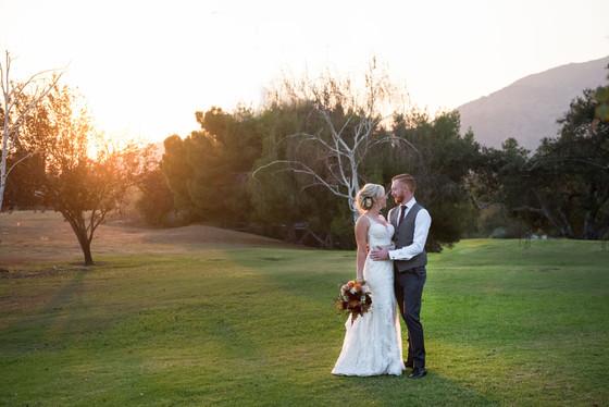Krystal & Cameron - Wedgewood Sierra La Verne