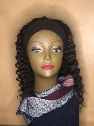 Brittany  Head Band Wig