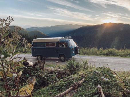 Dein Campervan im Boho Style