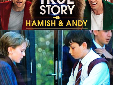 CILLIAN, SAM & WILLIAM — TRUE STORY WITH HAMISH & ANDY