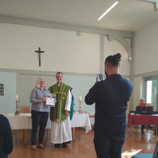 Church Hall Service