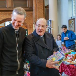 Fr Kevin & Fr Fabrizio