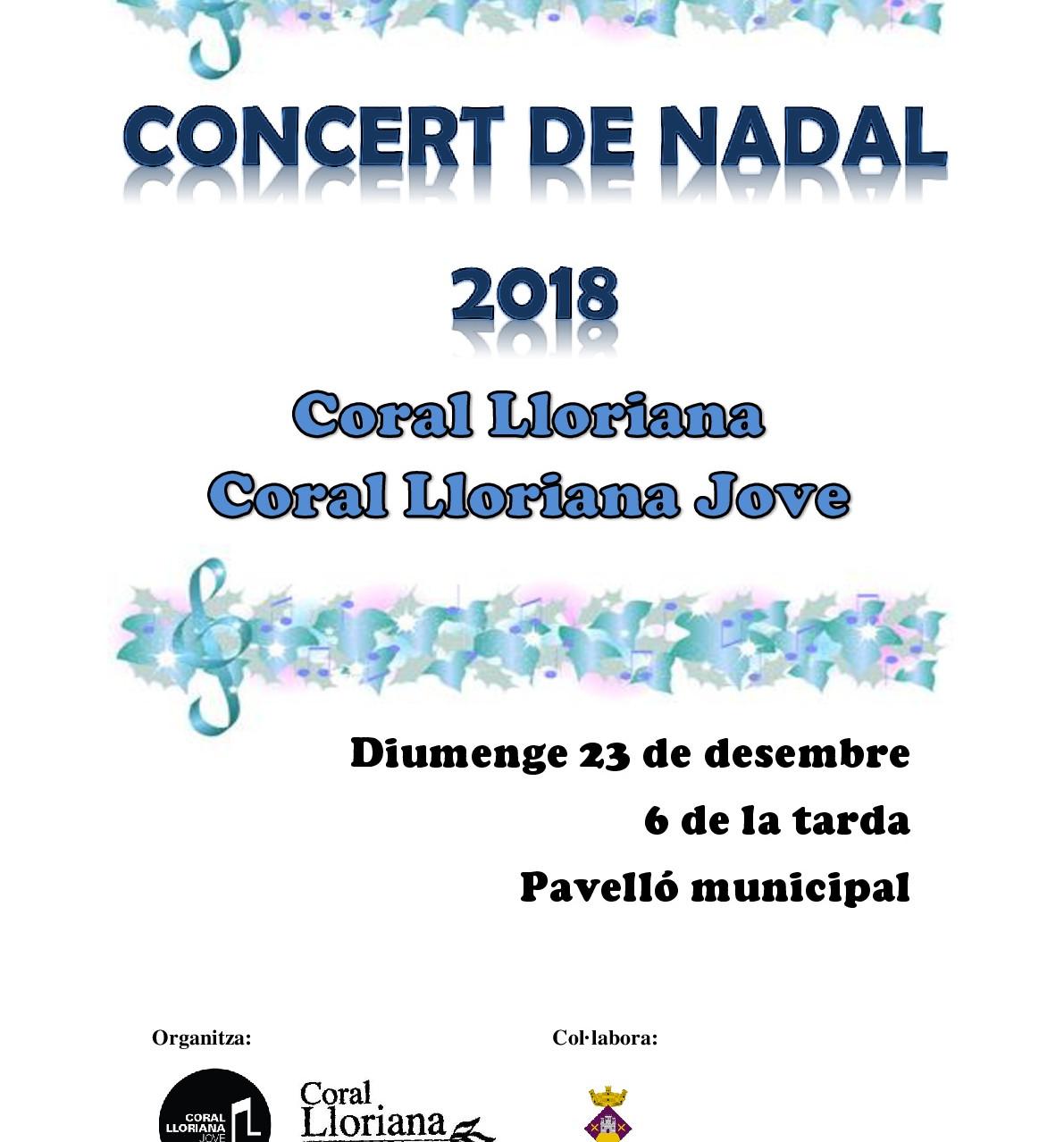 Cartell concert de Nadal 2018-001