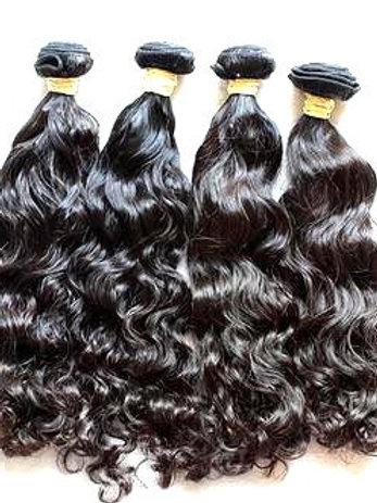 4 Bundle Deals Wavy Hair