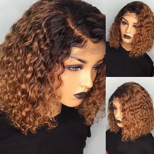 Lisa  Lace Closure Wig