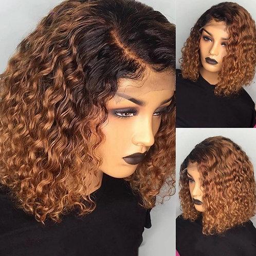 Lisa  Lace Closure Wig